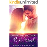 Saving the Brother's Best Friend: A Standalone Sweet Friends to Partners Romance (Gems of Love Family Romance Series Book 4)