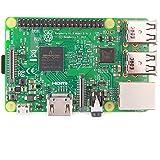 ラズベリーパイ 開発ボード 無線通信実現-Raspberry Pi 3 Model B 【正規品】