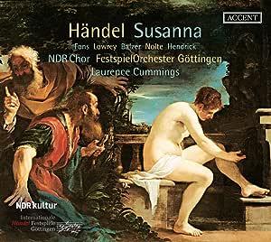 Handel: Susanna, Oratorio in 3