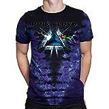 Liquid Blue Men's Pink Floyd Screaming Face Short-Sleeve T-Shirt