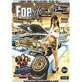 Foe Life Magazine issue # 4: Japan Car Culture (フォーライフマガジンNEXT 編集部)