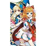 白猫プロジェクト フルHD(1080×1920)スマホ壁紙/待受 ハルカ , カモメ
