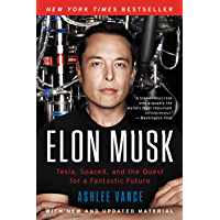 Elon Musk: Tesla, SpaceX, and the Quest for a Fantastic Futu…