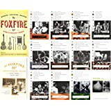 A Complete Foxfire Series 14-Book Collection Set with Anniversary Editions (Volumes 1, 2, 3, 4, 5, 6, 7, 8, 9, 10, 11 and 12