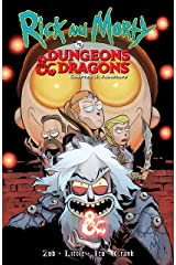 Rick and Morty vs. Dungeons & Dragons II: Painscape Kindle Edition