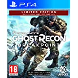 Tom Clancy's Ghost Recon Breakpoint Limited Edition (PS4)
