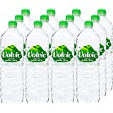 Volvic Natural Mineral Water, 1.5L, (Pack of 12)