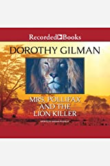 Mrs. Pollifax and the Lion Killer Audible Audiobook