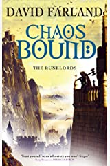 Chaosbound: Book 8 of The Runelords Kindle Edition