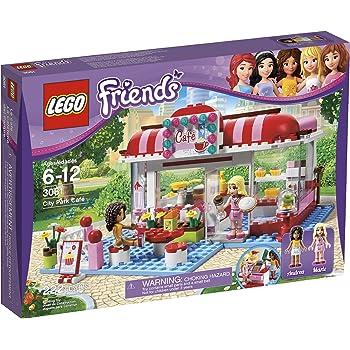 レゴ (LEGO) フレンズ パークカフェ 3061