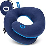 BCOZZY Chin Supporting Travel Pillow- Keeps The Head from Falling Forward - Comfortably Supports The Head, Neck and Chin in A