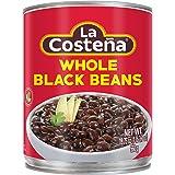 La Costena Whole Black Beans, 560g