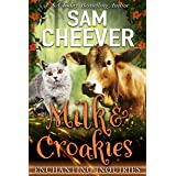 Milk & Croakies: A Magical Cozy Mystery with Talking Animals (Enchanting Inquiries Book 7)