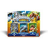 Skylanders Giants Battle Pack 1: Chop Chop - Dragonfire Cannon - Shroomboom