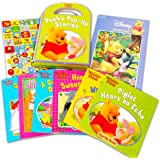 Winnie The Pooh Book Set Winnie The Pooh Storybook Collection Bundle ~ Pack of 6 Disney Winnie The Pooh Pop Up Story Books wi