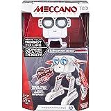 Meccano Micronoid Model Kit Red