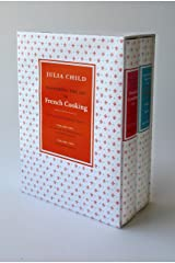 Mastering the Art of French Cooking (2 Volume Box Set): A Cookbook: Volumes 1 and 2 Hardcover