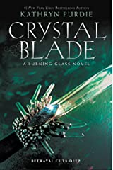 Crystal Blade (Burning Glass Book 2) Kindle Edition