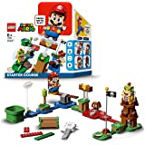 LEGO 71360 Super Mario Adventures with Mario Starter Course 71360 Building Kit (231 Pieces)