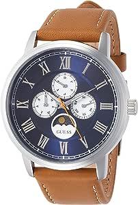 [ゲス] 腕時計 W0870G4 メンズ 並行輸入品 ブラウン