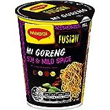 MAGGI Fusian Noodle Cup Mi Goreng Soy & Mild Spice, 64g