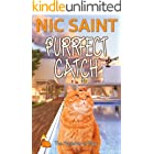 Purrfect Catch (The Mysteries of Max Book 40)