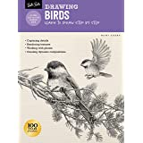 Birds (Drawing step by step): 103 step-by-step drawings