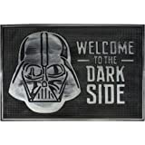 Star Wars Doormat Welcome To The Darkside Rubber Welcome Home Mat Gift
