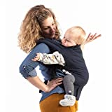 ボバキャリアクラシック4G s- 背面または対面抱っこ紐、新生児~最大20kg まで対応 (Navy)