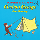 Curious George Goes Camping (English Edition)