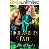 Highlander's Fate: A Medieval Scottish Historical Highland Romance Book