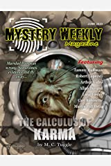 Mystery Weekly Magazine: June 2020 (Mystery Weekly Magazine Issues Book 58) Kindle Edition