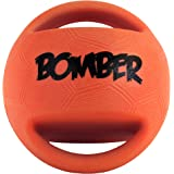 """ZEUS Bomber Lightweight and Tough Dog Toy with Squeaker, Large, 5.9"""""""