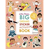 Little People, Big Dreams Sticker Activity Book: With over 200 stickers