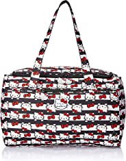 Ju-Ju-Be Starlet Duffel Bag - Hello Kitty Dots and Stripes