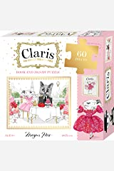 Claris: Book and Jigsaw Puzzle Set: Claris: The Chicest Mouse in Paris Paperback