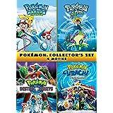 Pokemon 4 Movie Collection