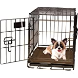 "K&H Pet Products Self-Warming Crate Pad X-Small Mocha 14"" x 22"""