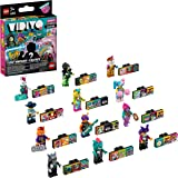 LEGO 43101 VIDIYO Bandmates Minifigures Extentsion Set Musical Toy for Kids, Augmented Reality Set with App