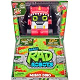 Really R.A.D. Robots - Mibro Dino - Interactive R/C Robot | 50+ Sounds and Actions | Remote Control Robot, Walkie Talkie, Jok
