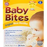 WANT WANT Take One Original Baby Bites, Solid foods, 50g
