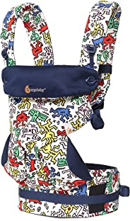 Ergobaby 360 Keith Haring Pop Baby Carrier, Multi