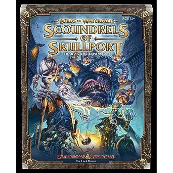 ウォーターディープの支配者たち:拡張セット スカルポートの悪党たち(LORDS OF WATERDEEP SCOUNDRELS OF SKULLPORT)