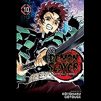 Demon Slayer: Kimetsu no Yaiba, Vol. 10: Human and Demon (En…