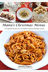 Manu's Christmas Menus Kindle Edition