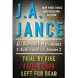 J.A. Jance's Ali Reynolds Mysteries 3-Book Boxed Set, Volume 2 (Ali Reynolds Series)