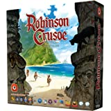 Portal Games Robinson Crusoe Board Game, Multi-Colored