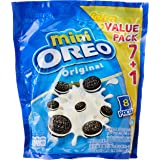 Oreo Mini oreo original, 20.4 g (Pack of 8)
