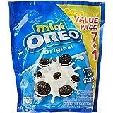 Oreo Sandwich Biscuits Vanilla Multipack, 8 x 20.4g