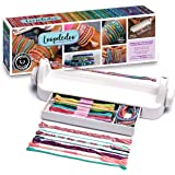 Loopdedoo – Friendship Bracelet Maker Kit – DIY Friendship Bracelets in Min – Award-Winning Bracelet Kit, Brown